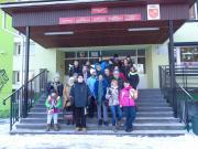 Wizyta z W�oc�awka