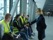 Wizyta na lotnisku Kraków Balice